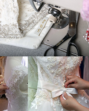 Tailor-made Wedding Gown Evening Gown 訂造婚紗訂造晚裝作品